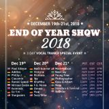 Paul Gibso - Digitally Imported Vocal Trance (End Of Year Show 2018) (19.12.2018)