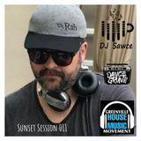 DJ Sawce on DanceGruv Radio - Sunset Sessions 011