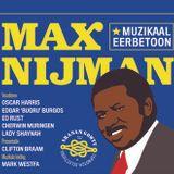 THE MAX NIJMAN EER-BETOON TOUR@JRRECORDS
