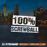 100% Screwball (DJ Stikmand)