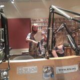 Jack Manders and Gretta Hunstiger: in Studio with DJ puar