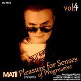 MATii - Pleasure for Senses of Progressive vol. 4