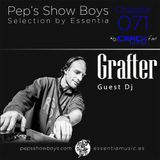 Chapter_071_Pep's Show Boys Selection by Essentia Guest Dj Grafter at Crack FM