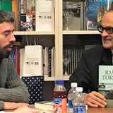 João Tordo talks with Victor K. Mendes,  Center for Portuguese Studies and Culture Director
