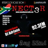 SWR Afternoon House Show with Nect3r 8-22-18 Special Guest DJ Adriana S. Africa