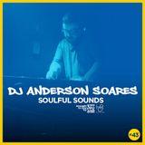 DJ Anderson Soares Soulful Sounds #43 - HandzOnRadio.fm
