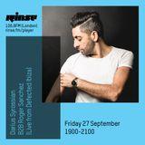 Darius Syrossian B2B Roger Sanchez - Rinse FM Podcst Live Defected Ibiza [09.19]