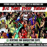 Asher G & Thundering Vibration Thore @ Big Tune Thuesday Heritage Inn London ´2016