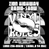 Zion Highway Radio-Show / Canal.B /  Tr3lig Selecta / Uncle Geoff / Enora .