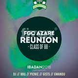 Federal Government College  Azare Old School Reunion Party (2018)