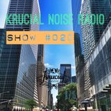 Krucial Noise Radio Show #020