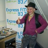 Russell Hill's Country Music Show on 93.7 Express FM featuring Robin Bibi. 8th September 2013