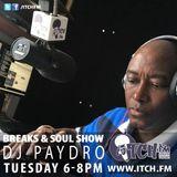 DJ Paydro - Breaks & Soul Show - 21