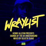 Kenny Allstar presents Inspired by the UK Underground – mixed by Selecta Suave