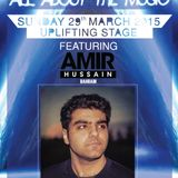 Amir  Hussain - Asian Trance Festival 3rd Edition 2015 - March - 29