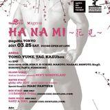 """Shangri-La 57 @ageHa, Tokyo """"HA NA MI ~花見~"""" [ARENA] ::YUME"""