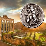 Roman Denarius - like the fall of the American empire?