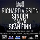 Powertools Mixshow - Episode 3-19-16 Ft: Sinden, Salva, & Sean Finn