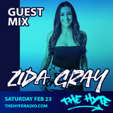 THE HYPE 124 - ZIDA GRAY guest mix