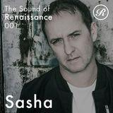 Sasha - The Sound of Renaissance 001 (July 2016)