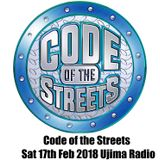 Code of the Streets 17th Feb 2018