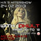 dkult guest in my aftershow on cuebase-fm redstream