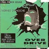 Oscar Mulero @ Over Drive, Cinta Septiembre, Madrid (1993)