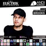 Electrik Playground 11/1/19 inc. Brooks Guest Mix