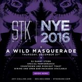 Let's Do It LIve Vol. 2 ( Live From STK MIAMI NYE 2016)