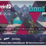 TwoRoomS @ Bootleg Party - Barhein 5 Abril 2014