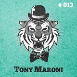 Tiger Rag Podcast 013 - Tony Maroni