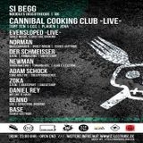 Cannibal Cooking Club (Live PA) @ Rotzen V - Club e-lectribe Kassel - 22.02.2014