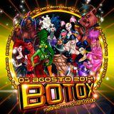 BOTOX 030814 BIANCA LAMESSA DJSET 1