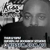 Smokin Joe A&R Boombox Sessions - IN LABELS WE TRUST - KISS FM Oct 12th