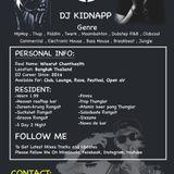 Pop Hiphop R&B HiphopThai Mass GoodTaste  DJ Kinnapp at Heaven Rooftop 19 April 2019