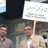 گفتوگو با رضا خندان در مورد حکم صادره برای او و فرهاد میثمی - بهمن ۰۳, ۱۳۹۷