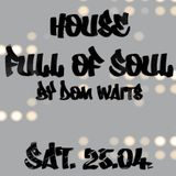 Plattenladen Bamberg - 25.04.2015 - House Full of Soul by Dom Waits