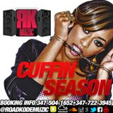 ROADKODE MUZIC OFFICIAL FALL AND WINTER MIX SLOW JAM CD CUFFIN MATERIAL
