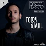 Praveen Jay - DISCO DISCO EP #14   Guest Mix by Tomy Wahl
