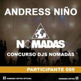 I CONCURSO DJS NOMADAS - ANDRESS NIÑO