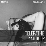 ATTITUDE by Telepathe
