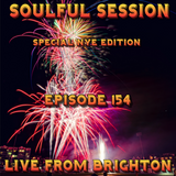 Soulful Session New Years Eve 2016 (Episode 153) LIVE From Brighton with DJ Chris Philps