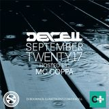 Dexcell - September Twenty:17 Mix (Hosted by MC Coppa)