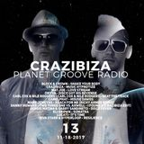 Crazibiza Radioshow - 13 (11-18-2017)