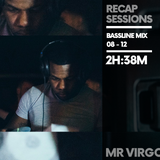 Mr Virgo Recap Sessions Oldskool Bassline Mix 08 - 12