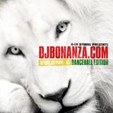 DJ BONANZA MIXTAPE VOLUME 6 DANCEHALL EDITION