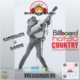 Rock On Radio - Hot 30 Country Countdown 10-03-18