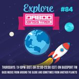 BASS TREK 84 with DJ Daboo on bassport.FM