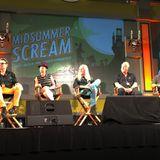 Movie Crypt - Hocus Pocus Panel at Midsummer Scream 2018