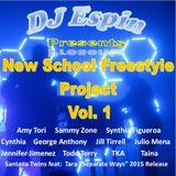 New School Latin Freestyle Project Vol 1 - DJ Espin 2015